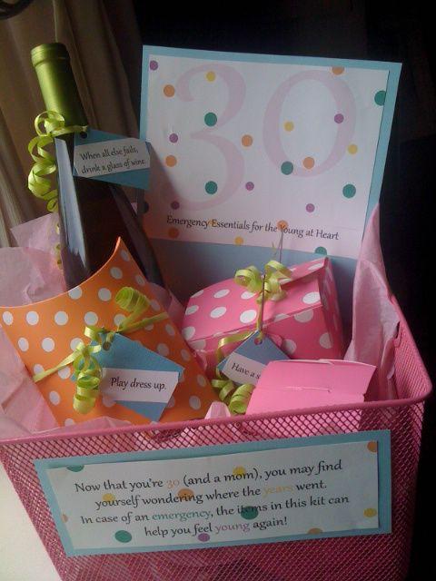 30th Birthday Gift Idea