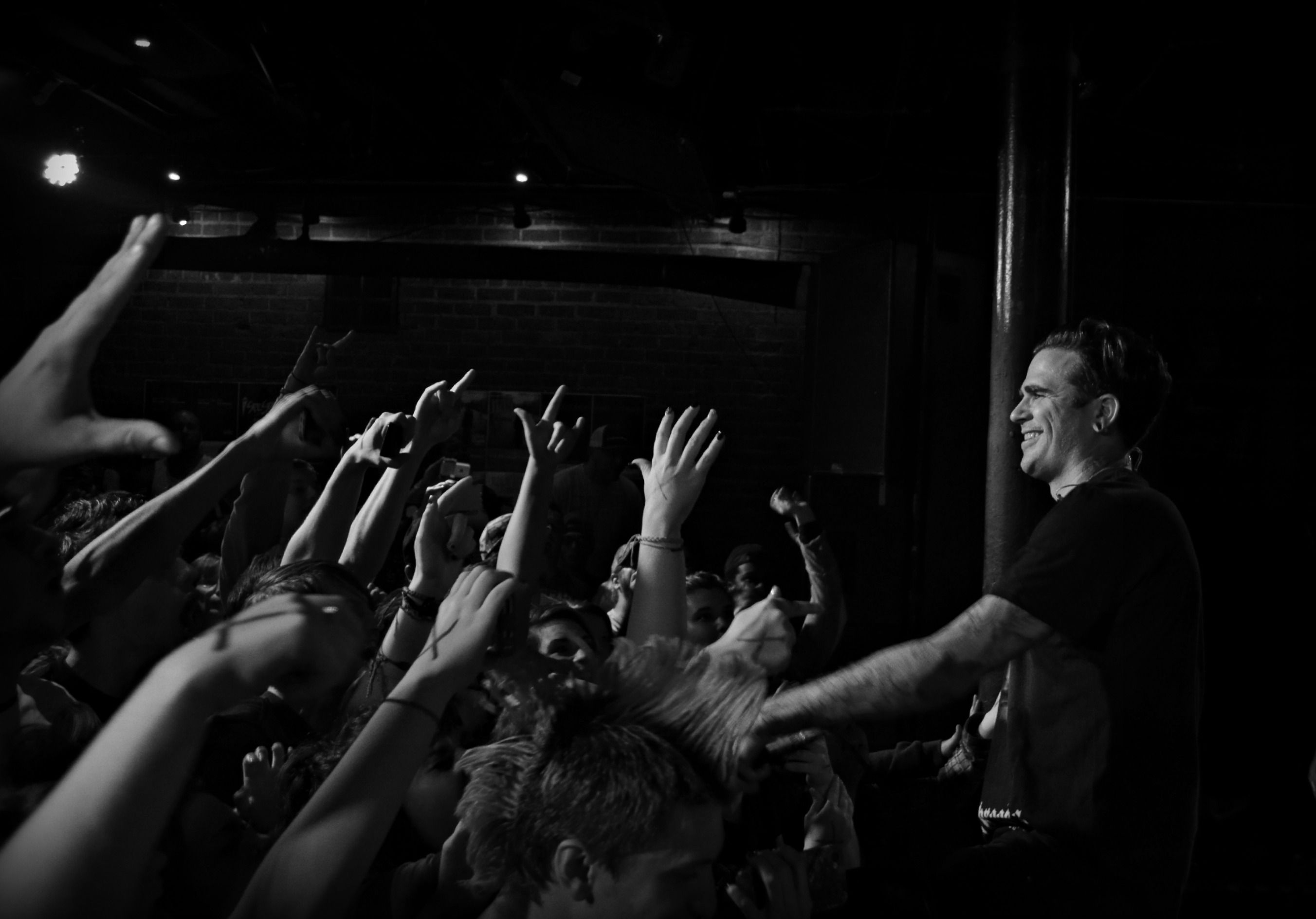 The Amity Affliction Concert Photography