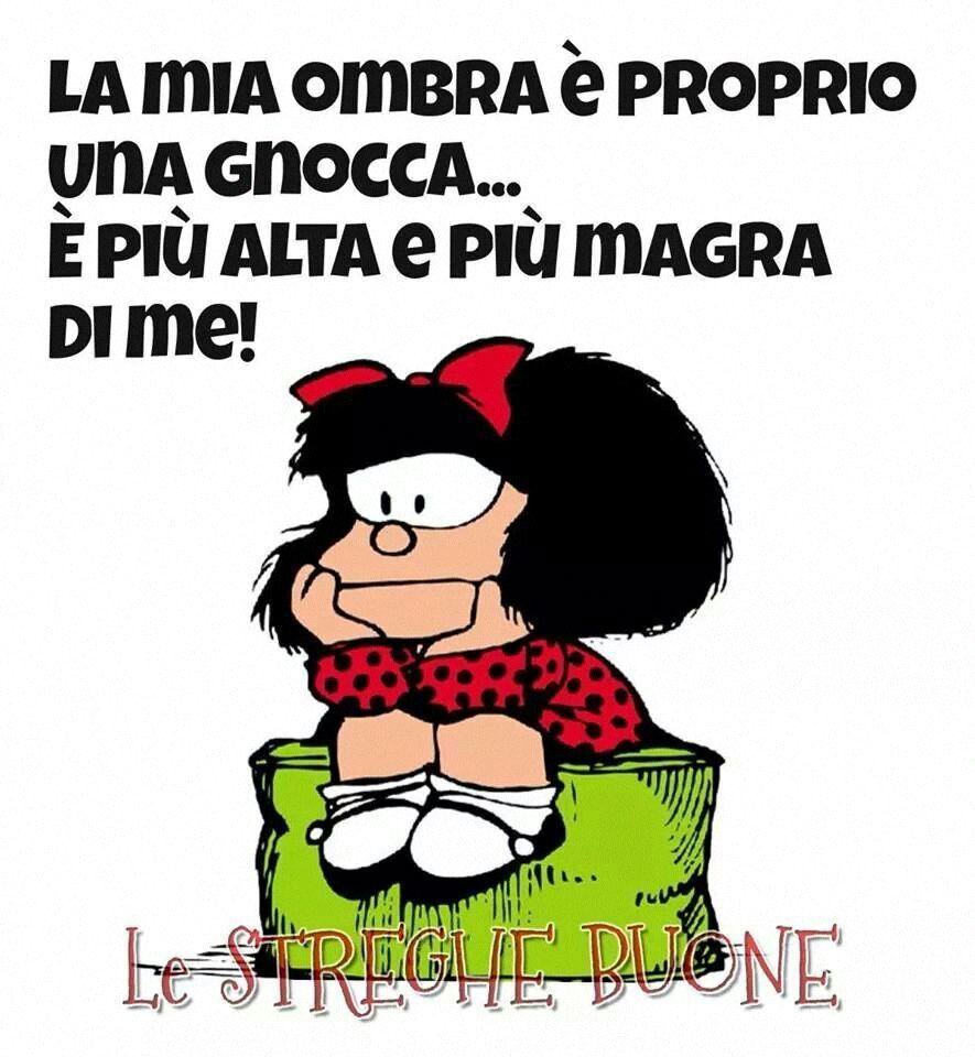 L 39 ombra mafalda friends pinterest snoopy for Vignette simpatiche buongiorno