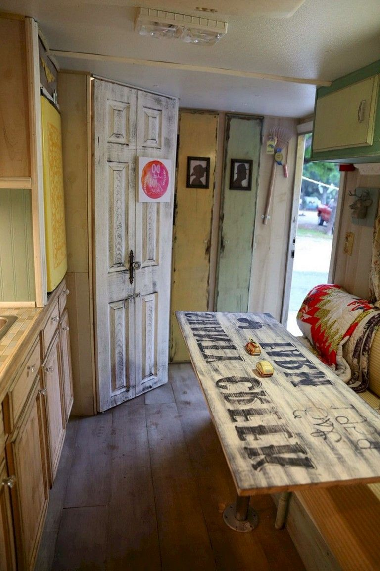 47 amazing camper interior hacks, makeover, remodel and decorating