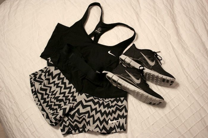 workout clothes | Tumblr