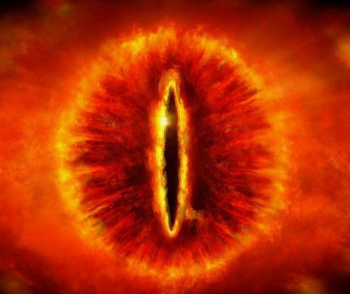 Image result for eye of sauron