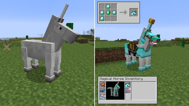 The Ultimate Unicorn Mod | Minecraft Mods | Minecraft cheats