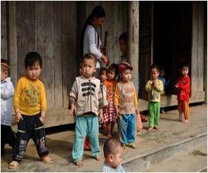 Vietnamese Children Suffer from Malnutrition | charity