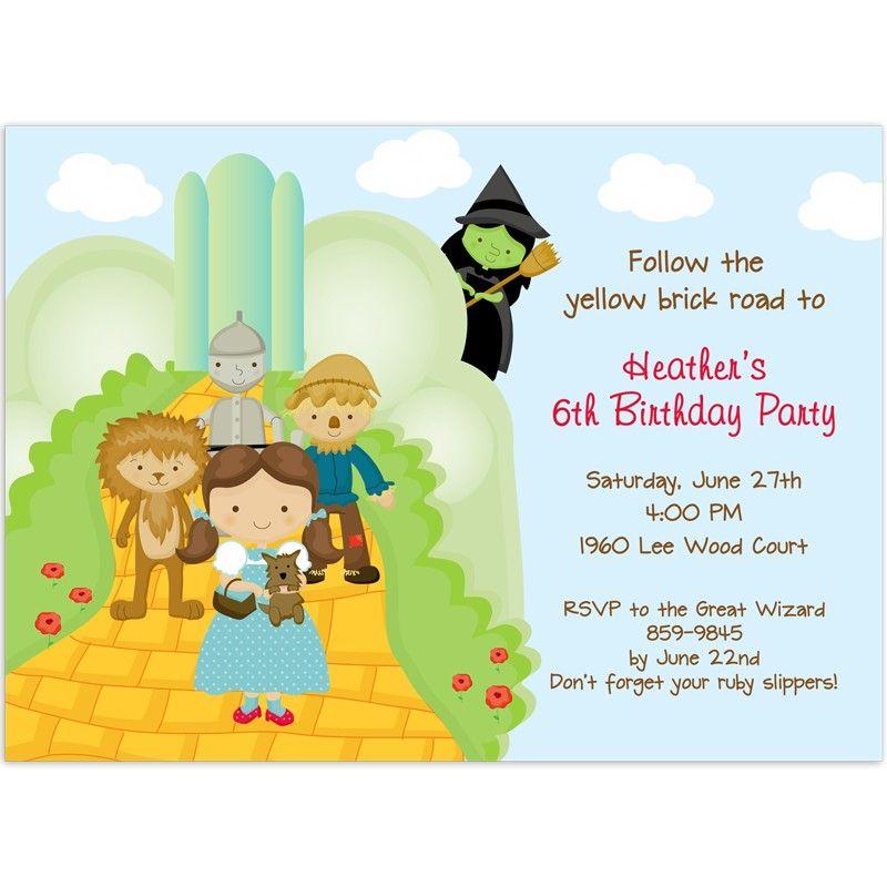 Nice Barney Birthday Invitations Ideas | FREE Printable Invitation ...