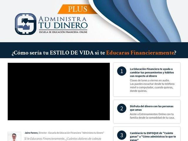 Escuela De Educacion Financiera