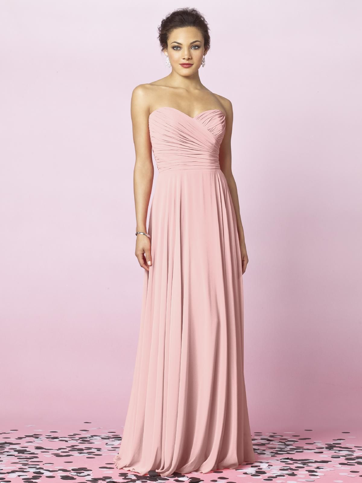 After Six Bridesmaids Style 6639 | Casamiento y Ropa