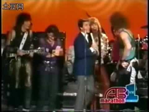 Bon Jovi on American Bandstand