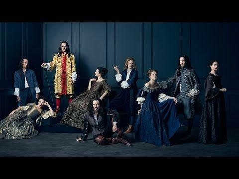 Youtube Versailles Tv Series Versailles Versailles Bbc