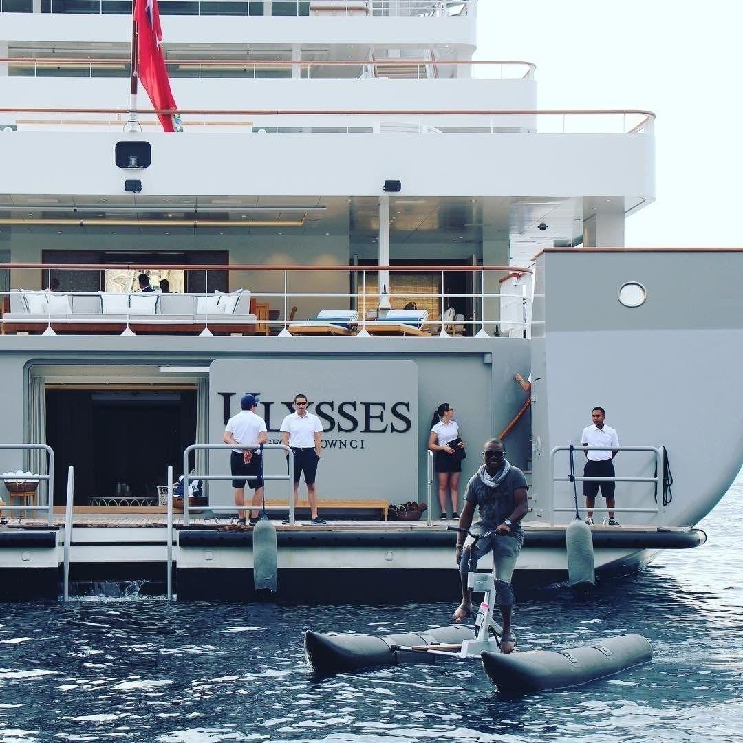 Beautiful Ulysses Superyacht Superyachtswelove Yachts
