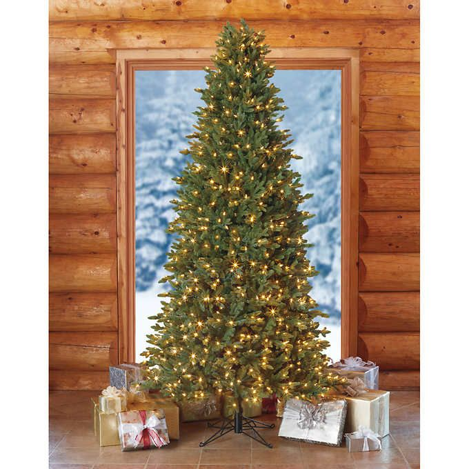 Slim Christmas Tree Costco: Pin By Ingalls01 On Christmas Decorations