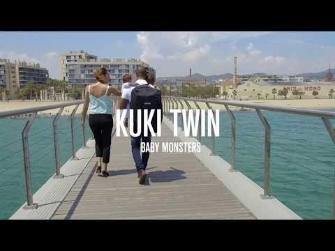 Szukasz Wozek Kuki Twin Zestaw Kolorystyczny Torba Transportowa Baby Monsters W Naszym Sklepie Otrzymasz To I Wiele Wiecej Kup T Twin Babies Twins Kuki