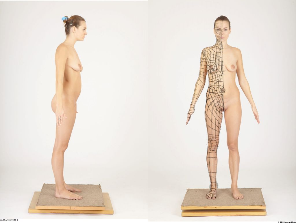Female Anatomy Reference For Artists Images - Human Anatomy Learning ...