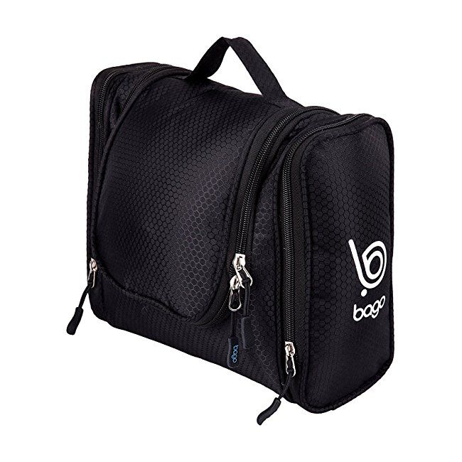 cf324c9b6f63 Amazon  Makeup  Bags Bago Travel Toiletry Bags for man woman   kids ...