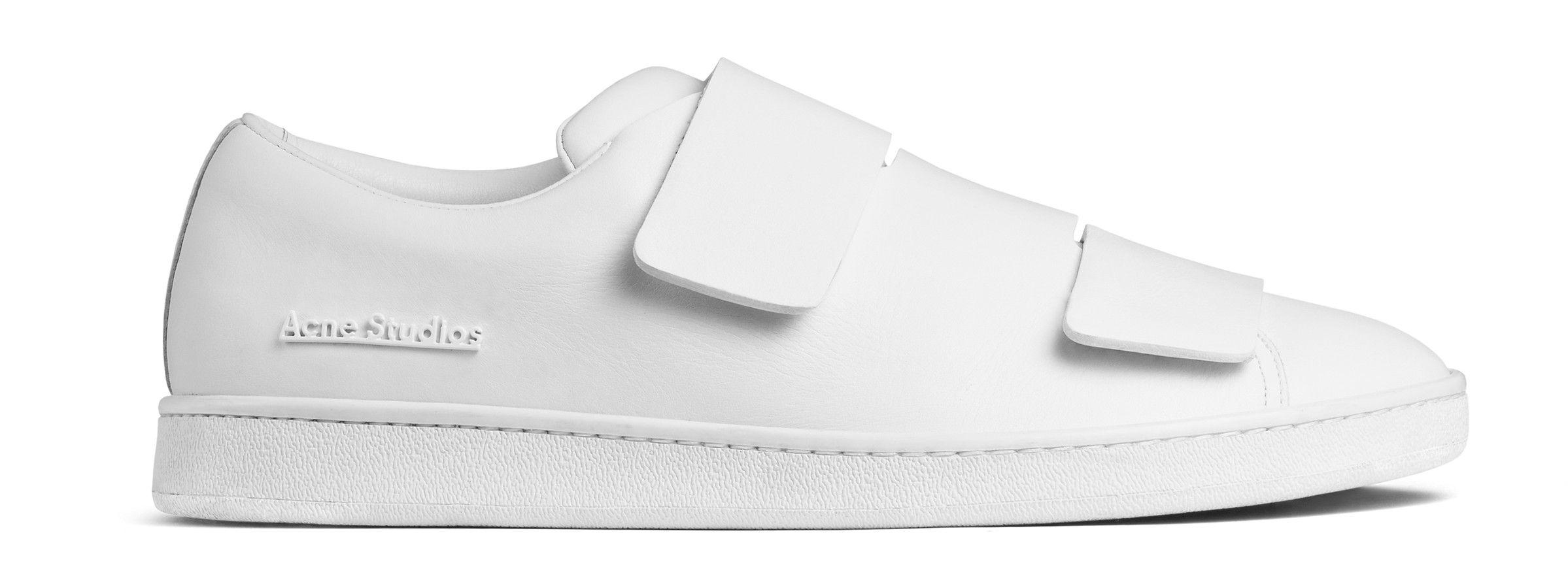 Triple lo White | Stylish shoes, Acne studios shoes, Mens denim