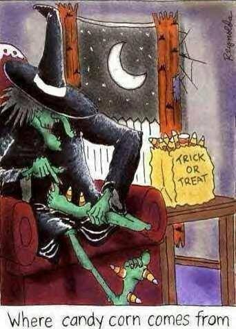 Yuck!! From Halloween Cottage on Facebook