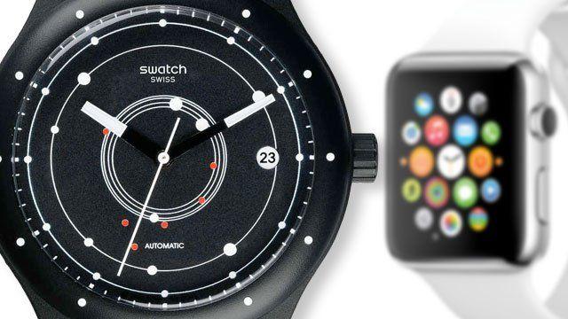 Swatch lança smartwatch