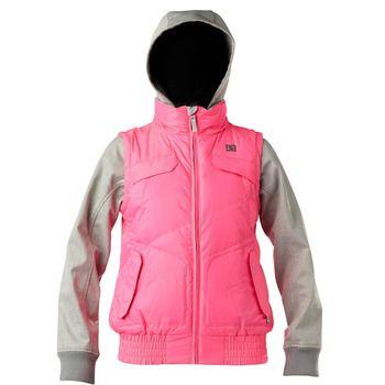 DC womens snowboard jacket Holly <3