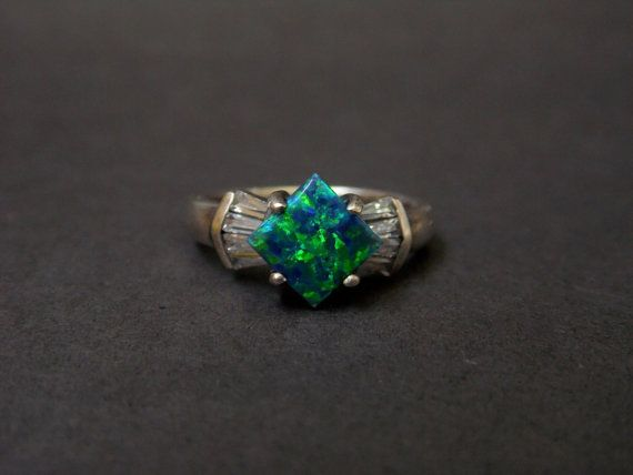 Silver ring by JewellByMe on Etsy