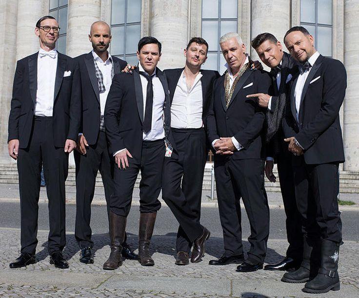 Рамштайн фото группы сейчас