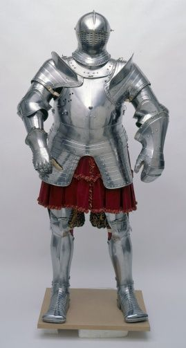 Armour Of Henry Viii For The Field And Tilt 1491 History Henry