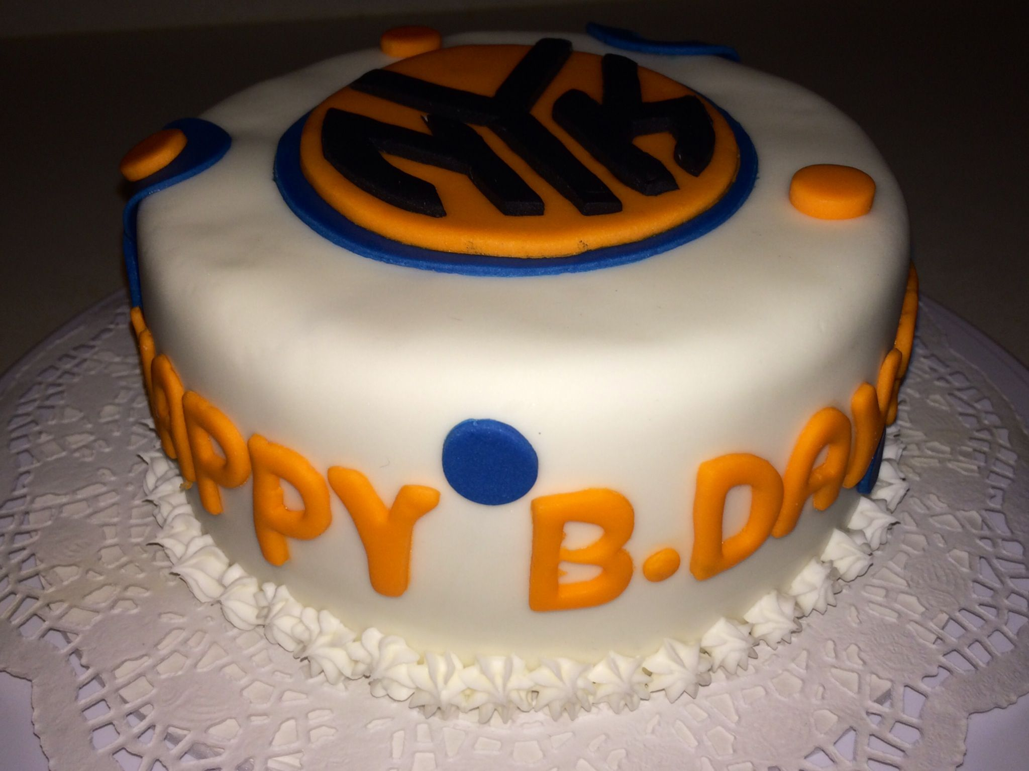 New York Knicks Cake For A Guy Tortas Pinterest Cake And - Birthday cake for a guy