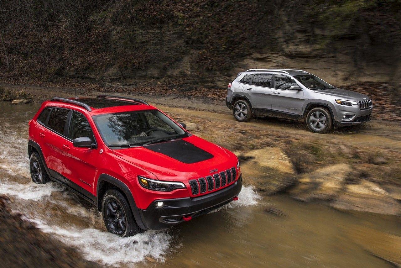 2019 Jeep Cherokee Jeep cherokee, Suv cars, Jeep