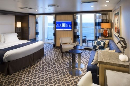 Junior Suite | Royal Caribbean Blog