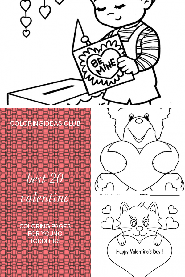 Best 20 Valentine Coloring Pages For Young Toddlers Valentine Coloring Pages Valentine Coloring Valentines Day Coloring Page