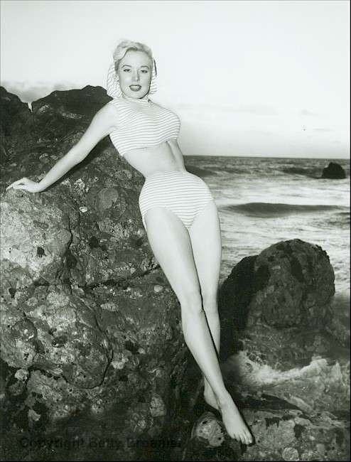 betty brosmer nude