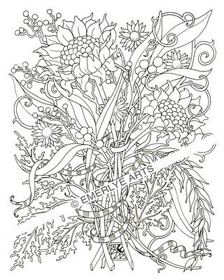 Awesome Coloring Pages for Adults   Art-Wise Women: Coloring Pages ...