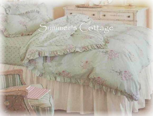 Original Rare Rachel Ashwell Shabby Chic Jubilee Pink Roses Duvet Shabby Chic Bedding Shabby Chic Duvet Bed Linens Luxury