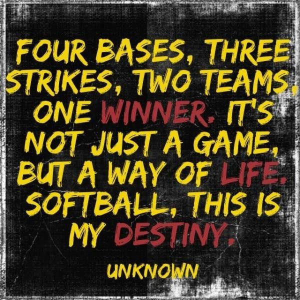 Motivational Softball Quotes | be the girl pitchers are afraid to throw to! Description from pinterest.com. I searched for this on bing.com/images