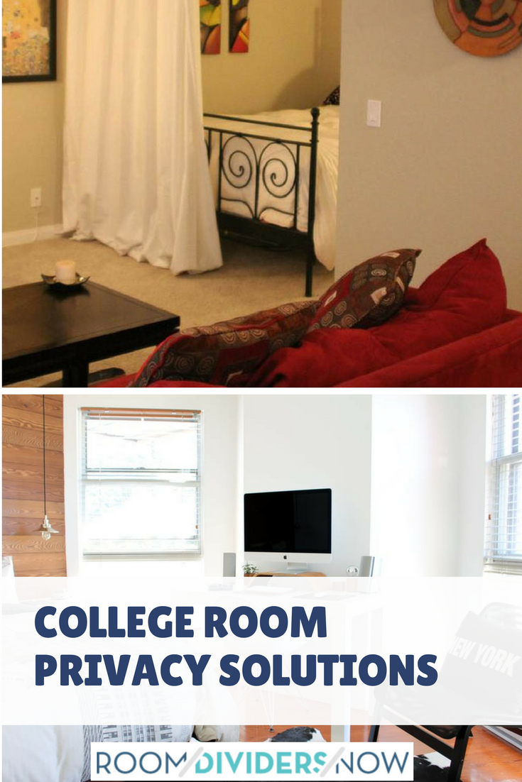 College Room Privacy Solutions That Are Space Saving Apartment