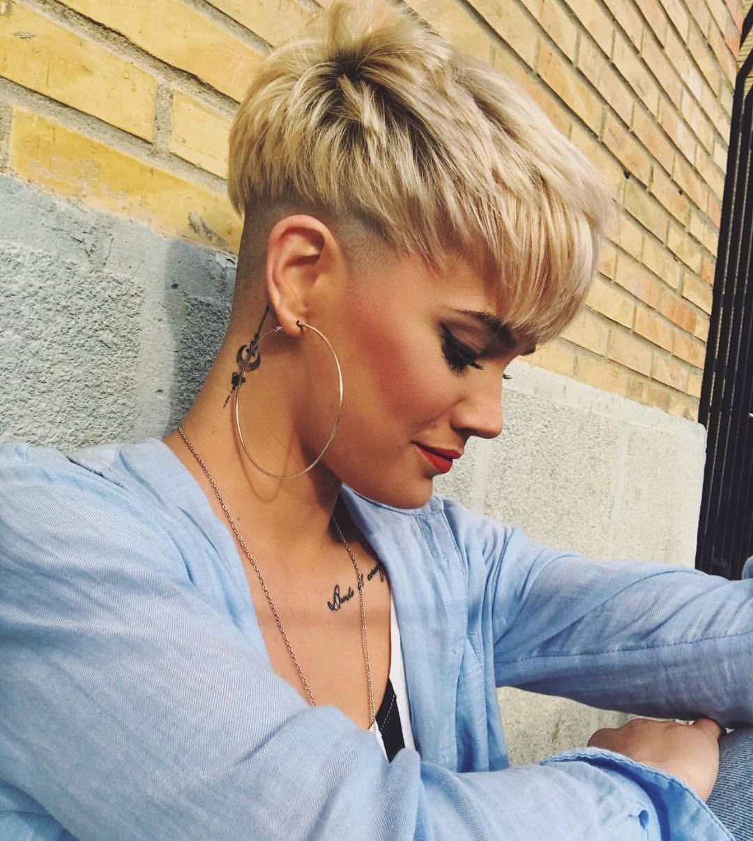 23 Stylish Pixie Haircuts - Women Short Undercut Hairstyles ...