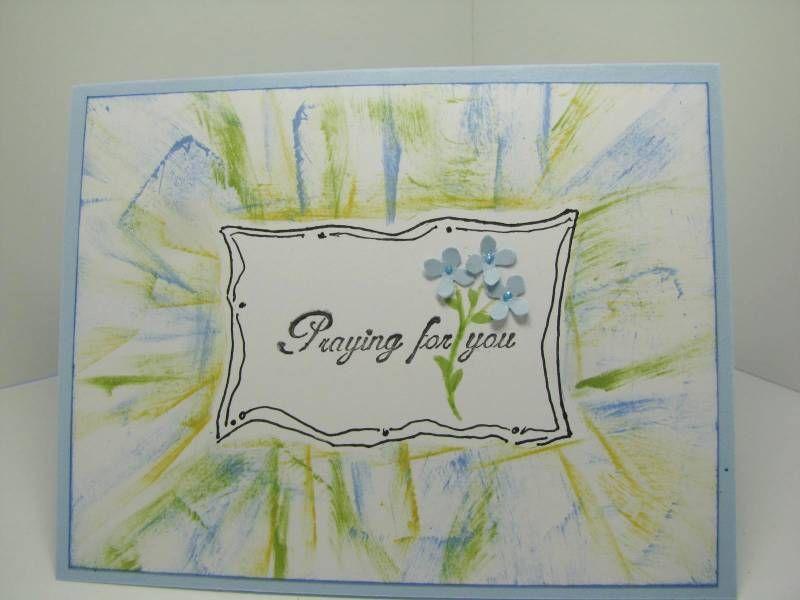 WT415 Prayer Bouquet 3120