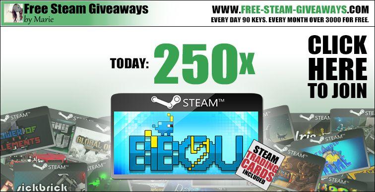 Free Steam Games 250x Bibou Hering