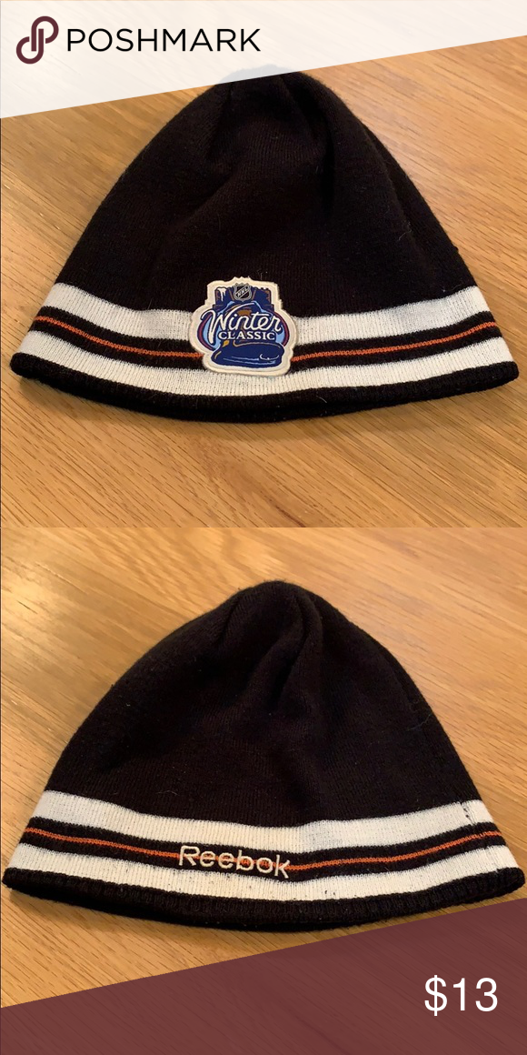 Reebok Winter Classic Hat Reebok Winter Classic Hat Like Brand New Reebok  Accessories Hats f1f4c57f6c8