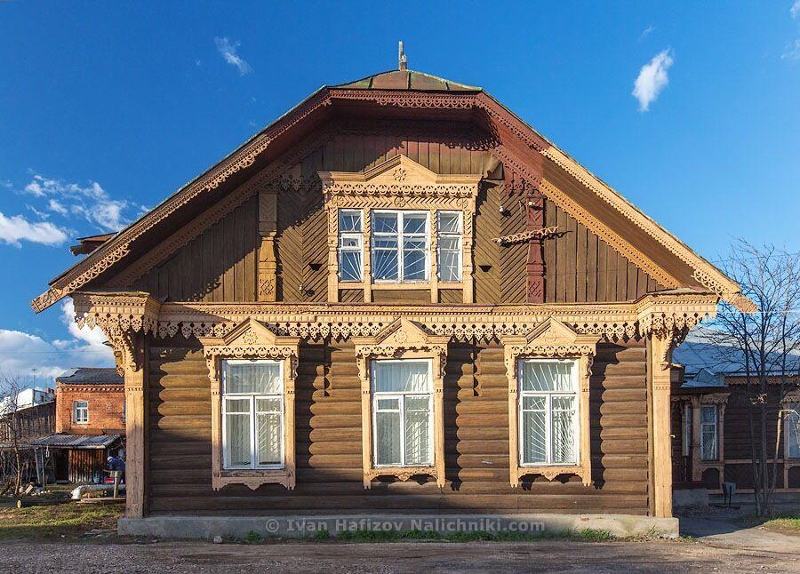 самые красивые деревянные дома мордовии фото зависимости степени