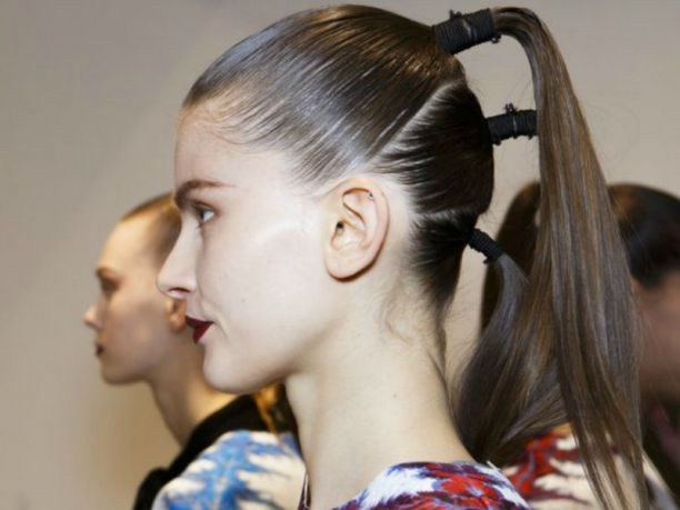 runway hair 2015 | Tendenze capelli autunno inverno 2014 2015