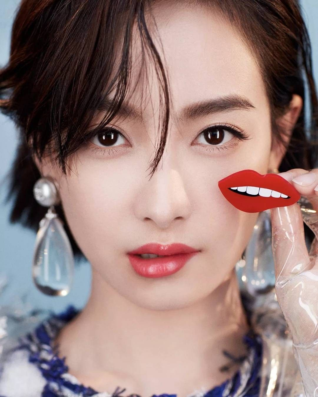 Rumors of f(x)s Victoria asking for contract termination