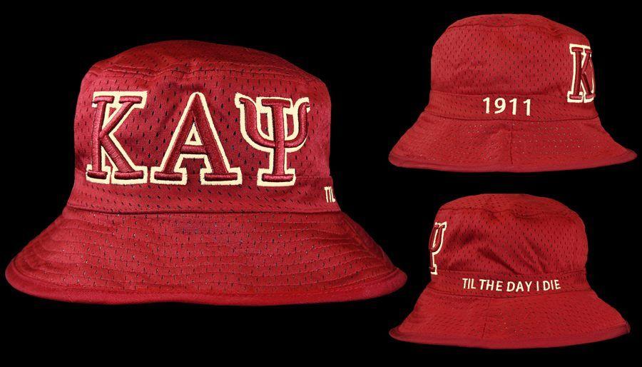 e3dcffd95 Kappa Alpha Psi Bucket Hat | Calvin's Kappa gift ideas | Kappa alpha ...