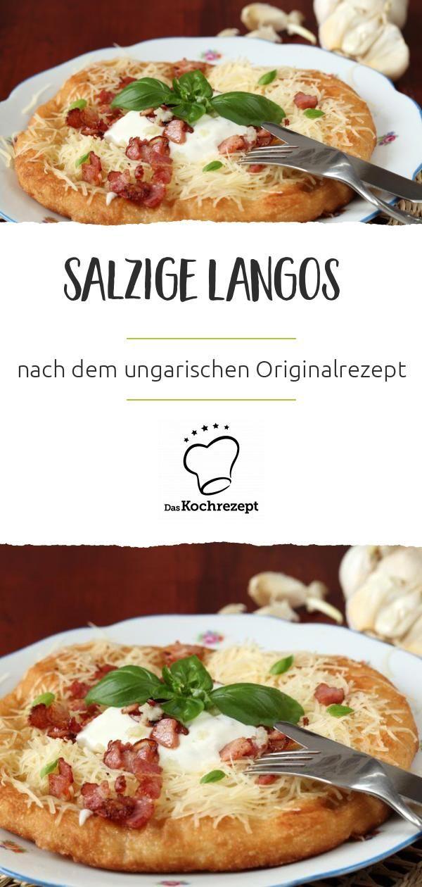 Salzige Langos