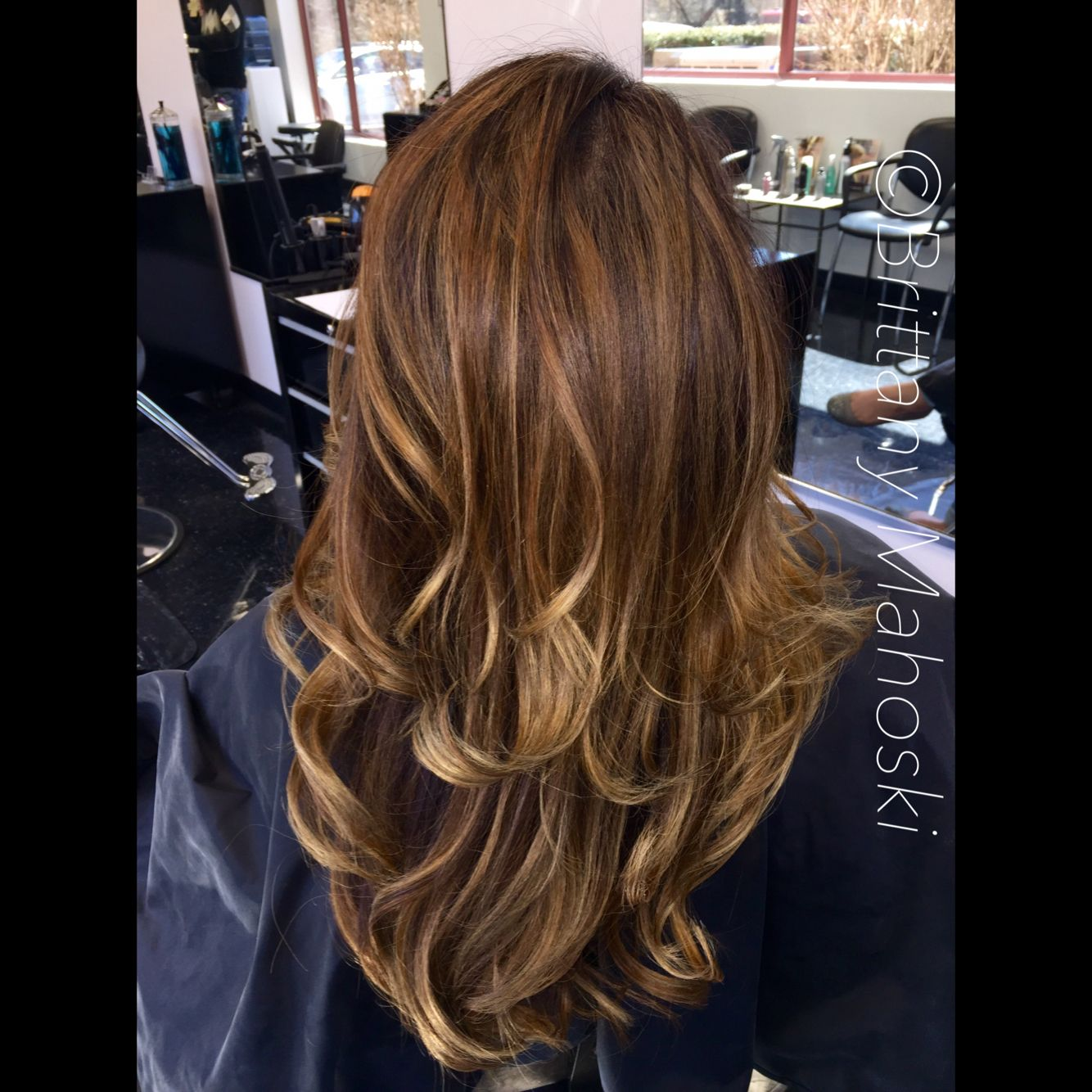 Balayage American Tailoring Hair Design Color Artistry By