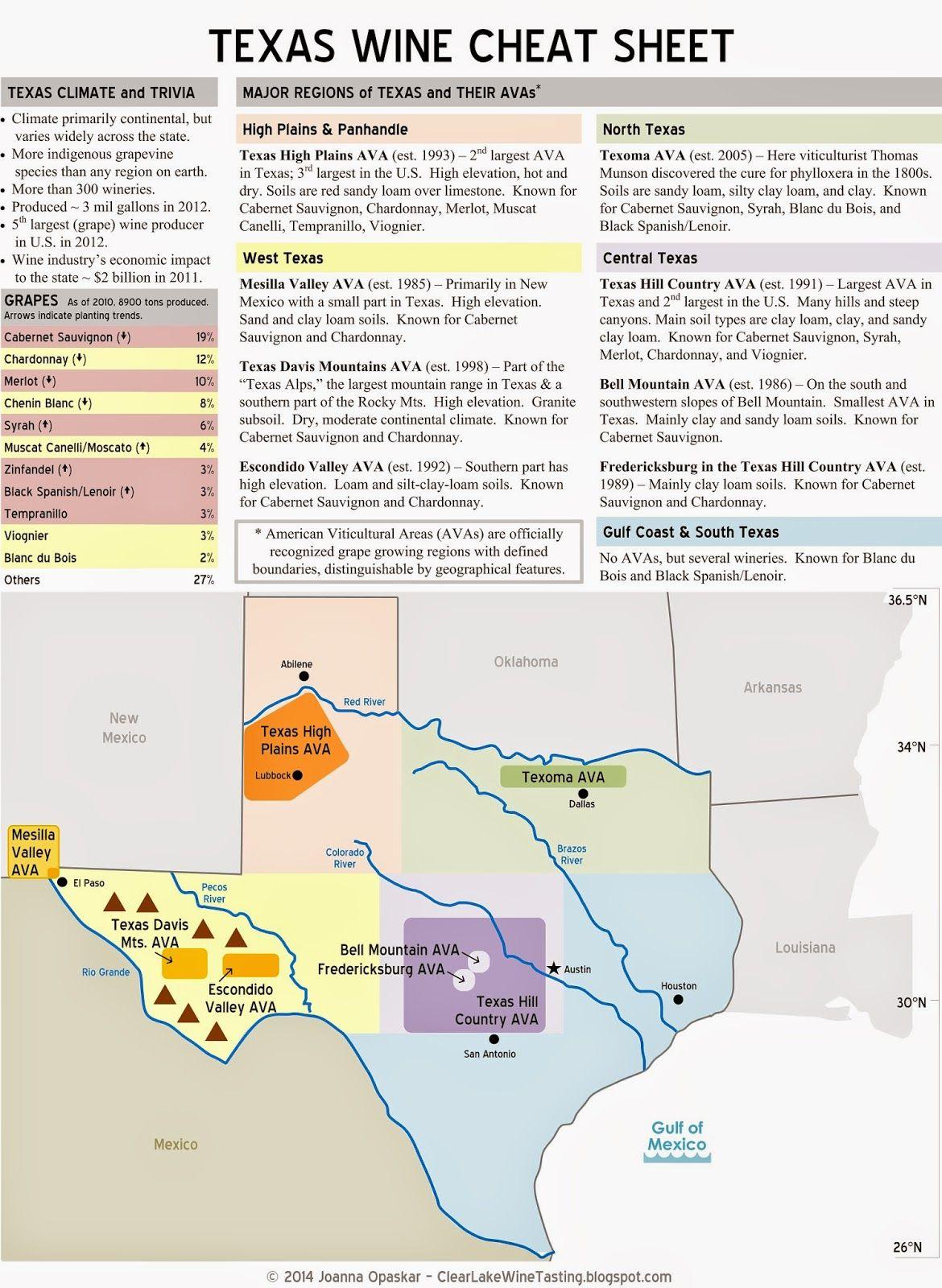 Map Of Texas Wineries.Clear Lake Wine Tasting Texas Wine Cheat Wine Wineeducation
