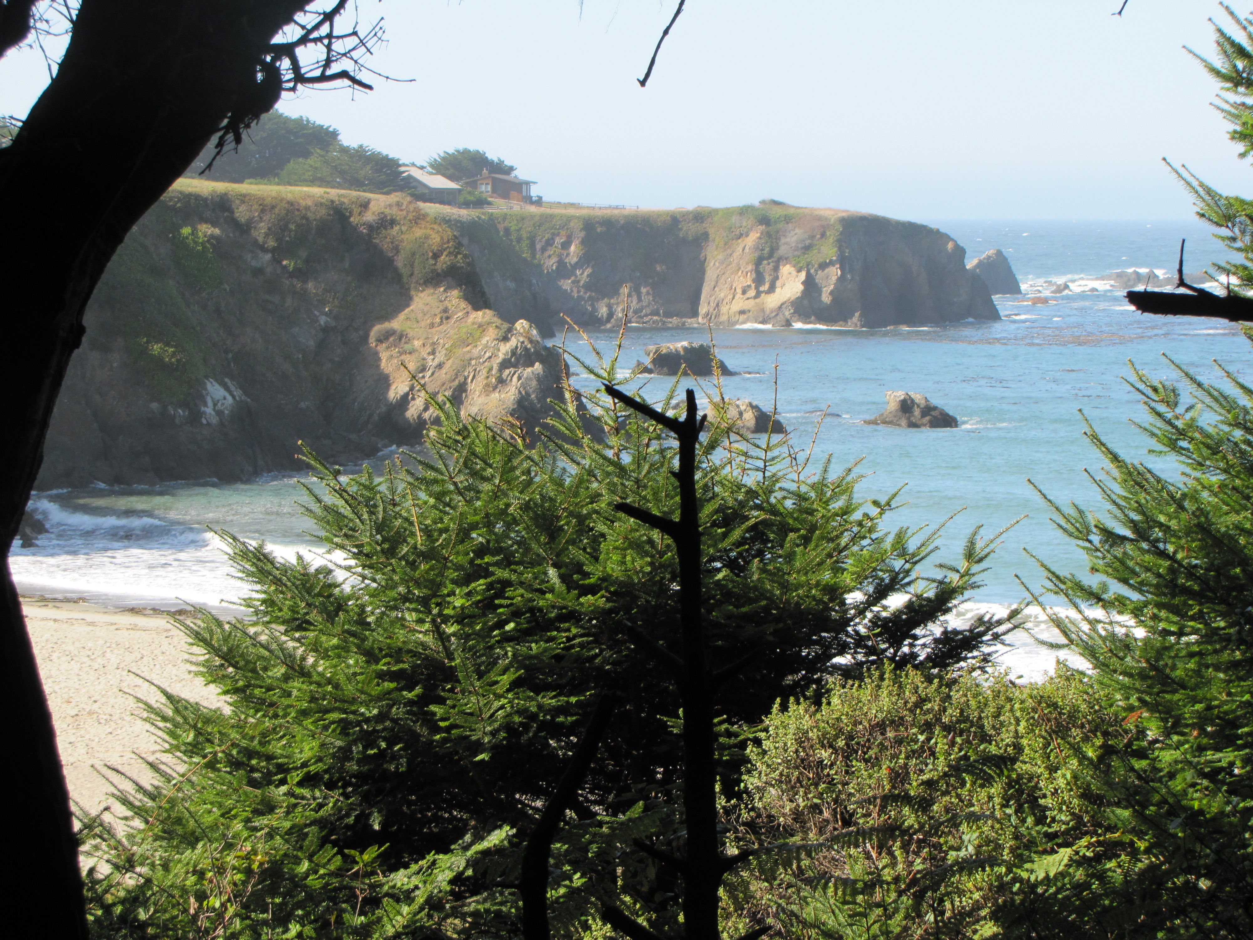 If You Re Looking For A Great Place To Visit Camping Is Your Thing Stop By Caspar Beach Rv Park At 14441 Point Cabrillo Drive Mendocino Ca