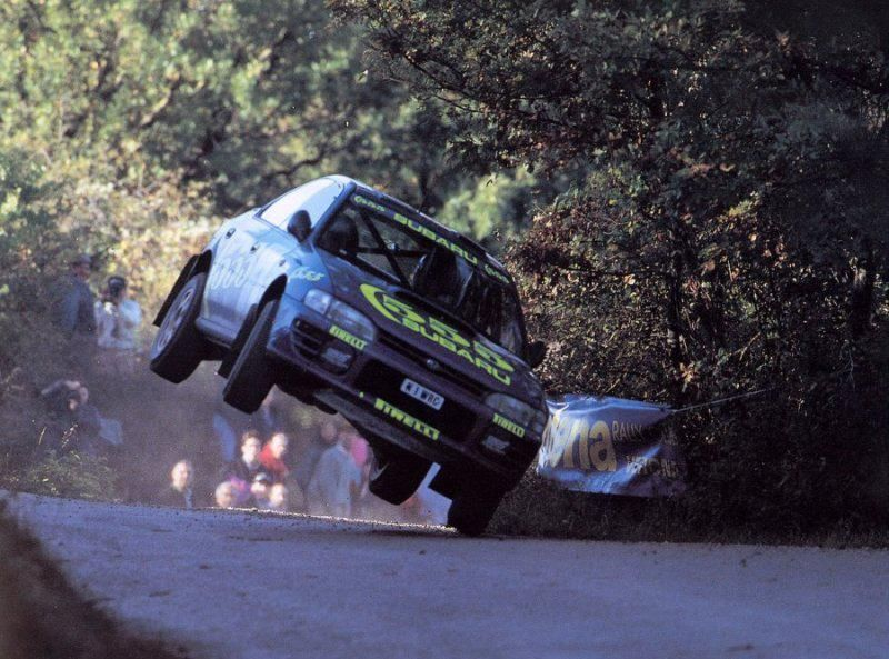 McRae #Subaru