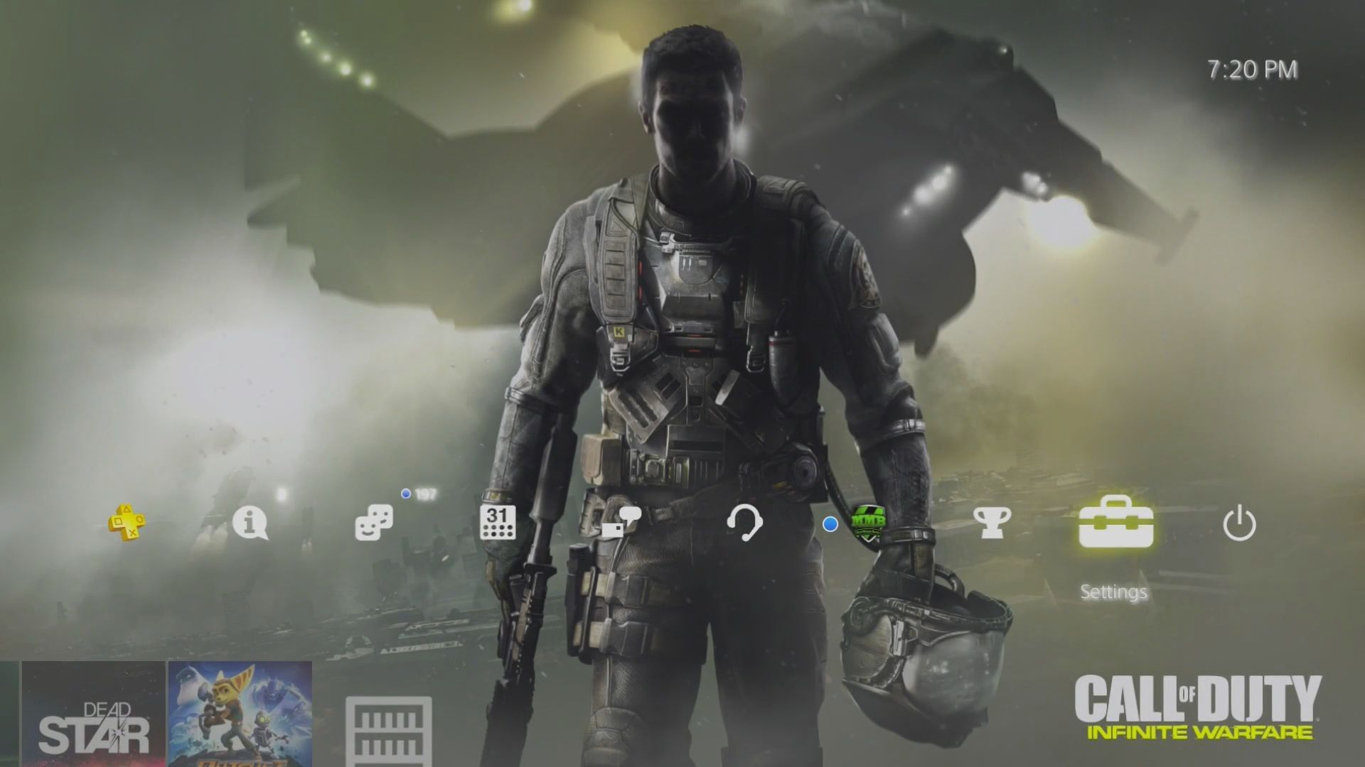 Wallpaper Call Of Duty Infinite Warfare Multiplayer K Games 1600x800 Wallpapers 34