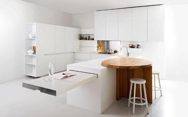 platzsparende küchen ideen - Google-Suche | kitchen | Pinterest ...