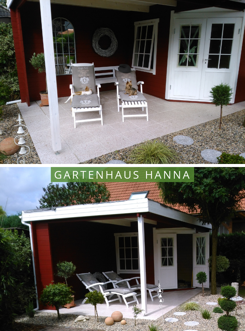 Gartenhaus Modell Hanna40 Gartenhaus Modell Hanna40